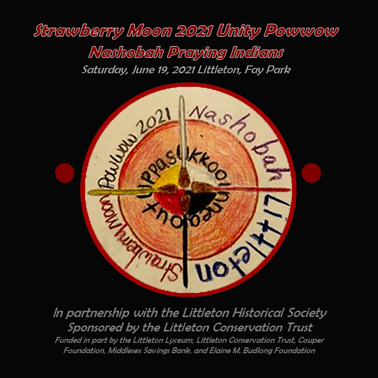 Strawberry Moon Unity Powwow 2021